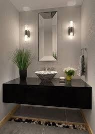 modern powder room best 25 modern powder rooms ideas on