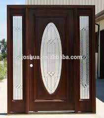 Exterior Entry Doors With Glass Oval Glass Entry Door Oval Glass Entry Door Suppliers And