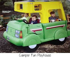 Step 2 Storybook Cottage Used by Step 2 Camper Fun Playhouse I Wish They Would Make This Again