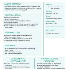 cover letter resume format template download resume format