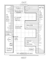 green house floor plans surprising design ideas small greenhouse layout floor plan 4
