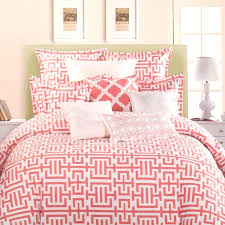 salmon bed sheets modern coral bedding sets salmon colored bed