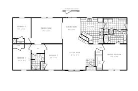 doublewide floor plans bedroom 3 bedroom double wide mobile home manufactured homes
