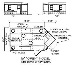 custom cottages inc mobile shelter design for ice fishing within custom cottages inc mobile shelter design for ice fishing within ice fishing house plans