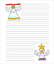 letter writing paper 15 christmas paper templates free word pdf jpeg format
