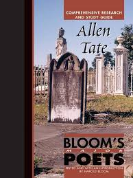 bloom u0027s major poets allen tate comprehensive research and