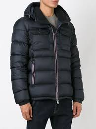 Demar Interiors Moncler U0027demar U0027 Padded Jacket Farfetch