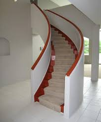 Free Standing Stairs Design Contemporary Staircase Design Residential Staircase