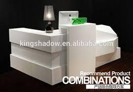 Used Salon Reception Desk 2016 Professional Round Reception Desk Office Counter Design Used