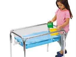 Toddler Water Table Giant Clear View Water Play Table At Lakeshore Learning