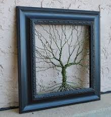 possible diy inspired by original wire tree abstract sculpture