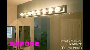 menards bathroom vanity lights bathroom vanity light fixtures menards youtube home decorating