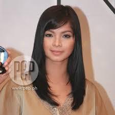 haircuts for philippine women angel locsin philippines actress angel locsin pinterest