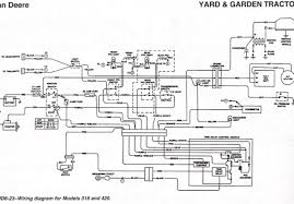 i need a wiring diagram for a 420 john deer lawn tractor