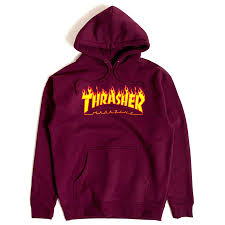 thrasher magazine skateboarding sweaters hoodies in stock now at