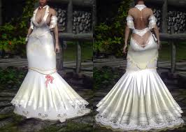 wedding dress skyrim anyone this mod request find skyrim non mods