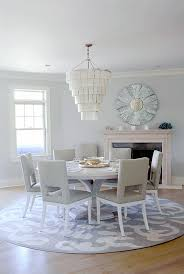 White Round Rugs 14 Best Round Table Round Rug Images On Pinterest Round