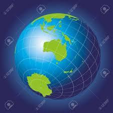 North Pole Map Australia Map Asia Russia Antarctica North Pole Earth Globe