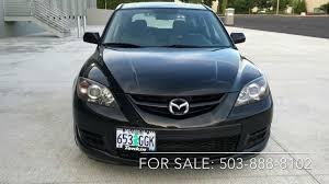 for sale 2007 mazdaspeed3 sport hatchback 503 888 8i02