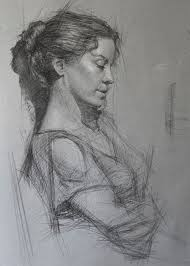 728 best portrait drawings female images on pinterest drawings