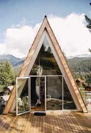 what is an a frame house a whistler a frame alpine modern