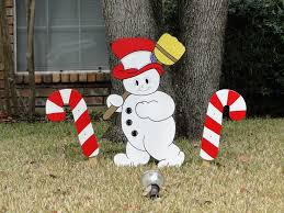 Christmas Yard Decorations Candy by 131 Best Christmas Yard Ideas Images On Pinterest Christmas