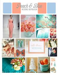 Blue Color Palette by Forest Wedding Color Palette I Want This With Pops Of Peachy