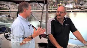how to choose an anchor winch youtube