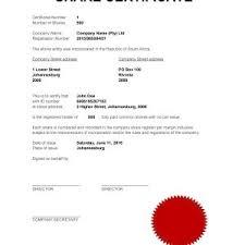 stock certificates selimtd