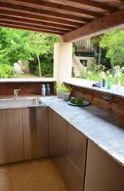cuisine de jardin en 1001 idées d aménagement d une cuisine d été extérieure bar