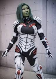 gamora costume how to make a guardians of the galaxy comic book gamora costume