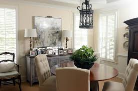 Memphis Modern Simple Dining Room Atlanta Real Estate Owner U0027s Art Anchors Smyrna Home U0027s Design
