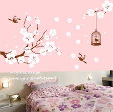 wall decals and stencils tree branch wall decal innovative