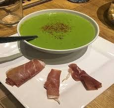 goosto cuisine velouté de petits pois spécial thermomix recettes de cuisine