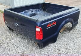 Ford F250 Used Truck Bed - 2008 ford f250 short bed pickup truck bed item i7421 sol