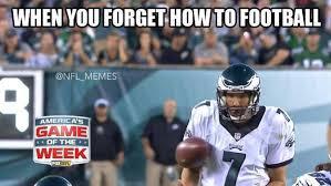 Sam Bradford Memes - nfl memes on twitter sam bradford pulling off his best eli