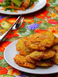 comment cuisiner les bananes plantain bananes pesées d haïti banan peze une plume dans la cuisine