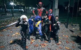 Deadpool Halloween Costume Ryan Reynolds U0027 Deadpool Halloween Costume Video