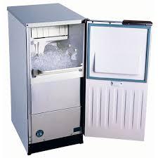 hoshizaki am 50bae self contained ice maker 55 lb capacity