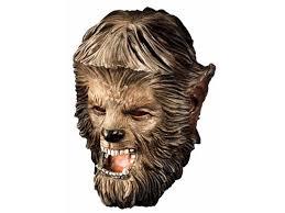 Wolfman Halloween Costume Werewolf Mask Costume Animated Houseofhauntz