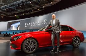lifted mercedes sedan daimler profit lifted by e class model sales wsj