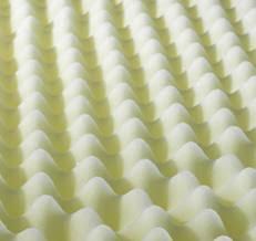 memory foam vs egg crate mattress