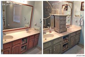 Painting Bathroom Vanity Ideas Painting Bathroom Vanity Before And After House Furniture Ideas