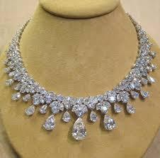 real diamond necklace images Original diamond jewelry real diamond necklace manufacturer from jpg