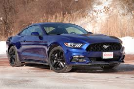 2015 mustang modified 2015 ford mustang ecoboost review autoguide com news