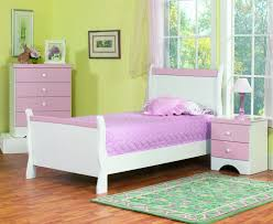 Twin Bed Girl by Gorgeous Kidsl Bedroom Ideas With Pretty Pink Wall Paint Butterfly