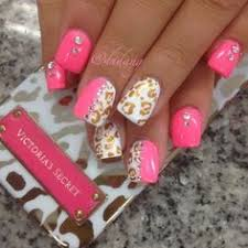 pink and purple glitter acrylics nails pinterest glitter