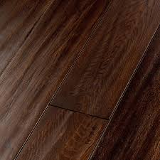 Hickory Laminate Flooring Lowes Shop Natural Floors By Usfloors Domestic Handscraped 4 9 In W