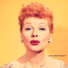 a blog about lucille ball when a curve ball is thrown at you