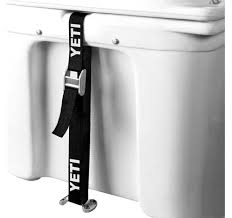 black friday yeti cooler amazon com yeti tie down kit for tundra coolers boat seating